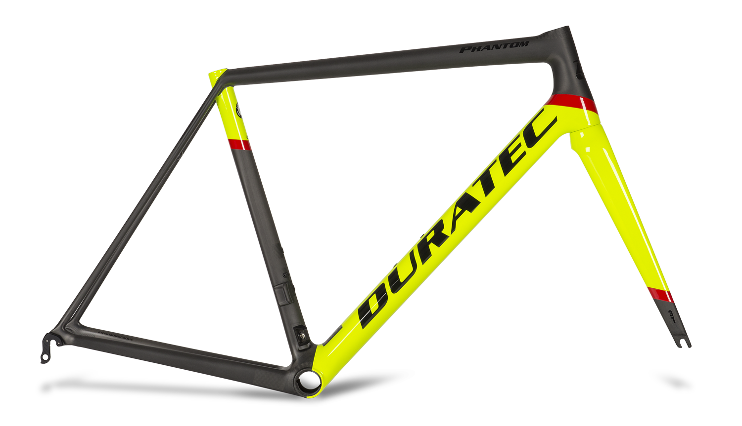 frame Phantom and fork 3T Rigida